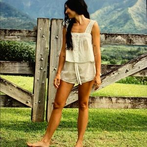 Doen Sonora Top and Scout Shorts